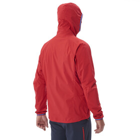 Millet Trilogy WDS Active Jacket Men red-rouge